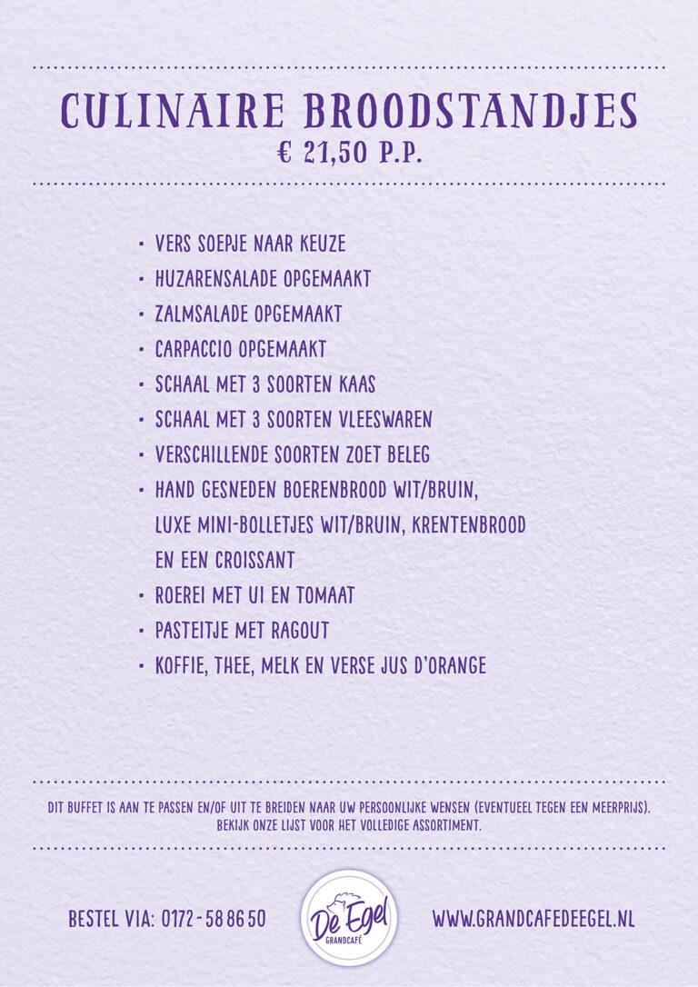 Buffetkaarten Egel - zomer 2021 - NL - v110