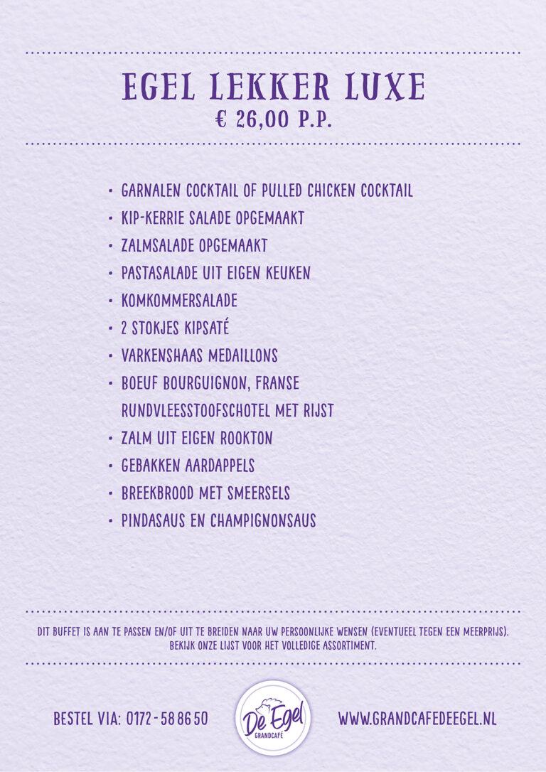 Buffetkaarten Egel - zomer 2021 - NL - v13