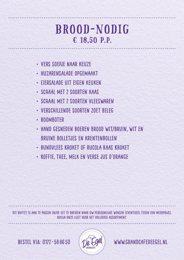 Buffetkaarten Egel - zomer 2021 - NL - v19